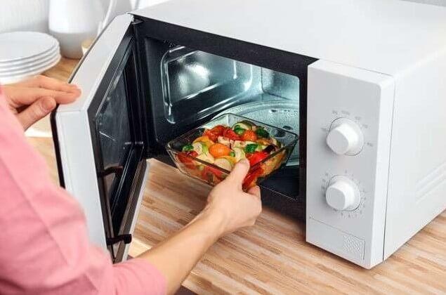 oven microwave berfungsi untuk