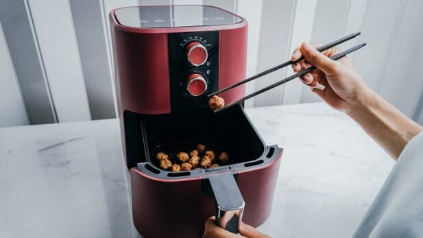 review air fryer pro