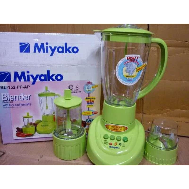 Cara Menggunakan Blender Miyako