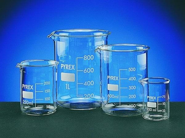 spesifikasi beaker glass