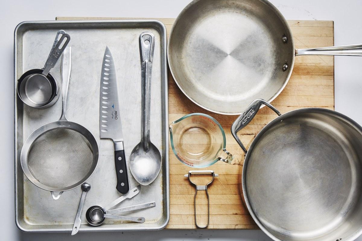 peralatan kitchen utensil beserta fungsinya
